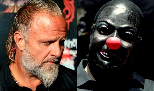 Slipknot's Clown Says He Would Feel Cheapened Performing Without His Mask