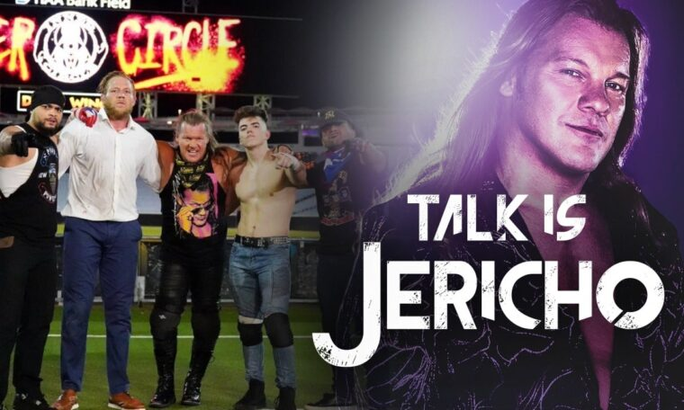 Talk Is Jericho: The Inner Circle Spills The Inner Secrets Of Stadium Stampede