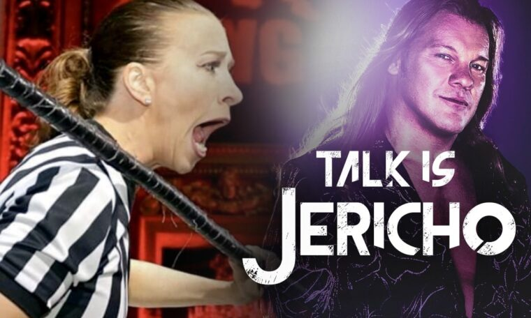 Talk Is Jericho: Ref Week Pt 1 – Aubrey Edwards Follows The Rules Of AEW