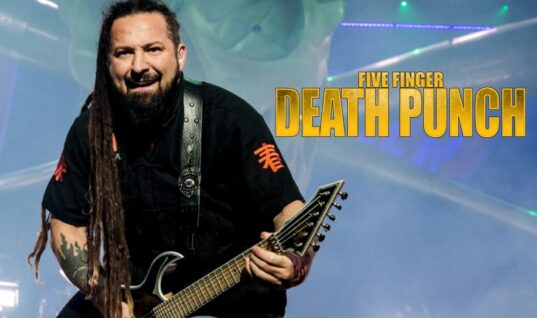 Five Finger Death Punch's Zoltan Bathory Says 'A Little Bit Off' Is The Anthem For 2020 (w/Video)