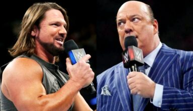 AJ Styles Was Reportedly Traded To SmackDown After Becoming Furious With Paul Heyman