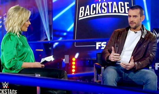 "Budget Cuts And Low Ratings Result In Cancellation Of ""WWE Backstage"""