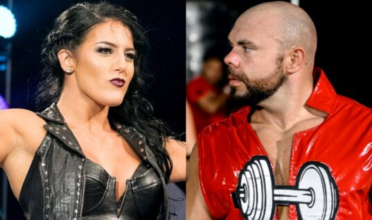 Tessa Blanchard And Michael Elgin No Longer With Impact Wrestling