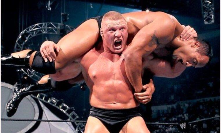 WWE's Former Director Of Security Talks About Brock Lesnar Threatening To Punch Him In The Face