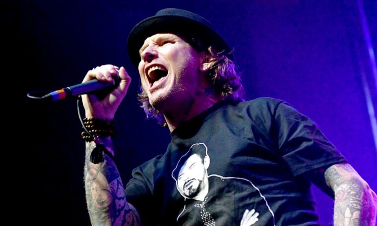 Corey Taylor Says Not Being Able To Perform Live Is Causing Him To Lose His Mind