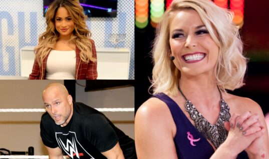 Three WWE Personnel Confirm Positive Test Status