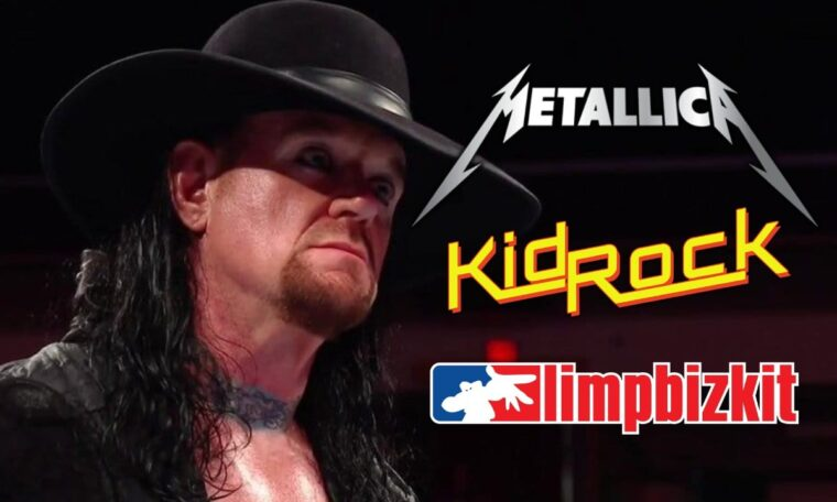 The Undertaker Talks Favorite Bands And Past Entrance Music