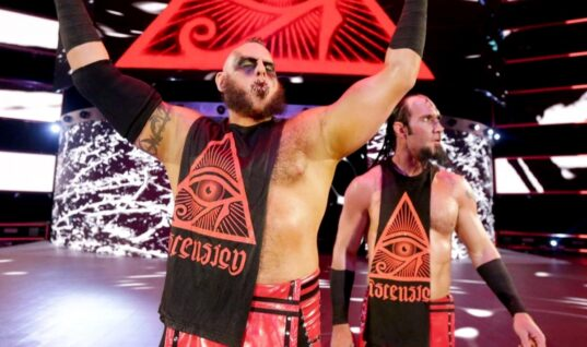 The Ascension Reveal Their New Tag Team Name