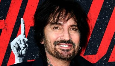Mötley Crüe's Tommy Lee Gets New Face Tattoos (w/Photos)