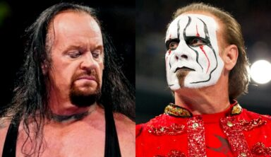 The Undertaker Says A Match Against Sting Is Best Left To The Theater Of The Mind
