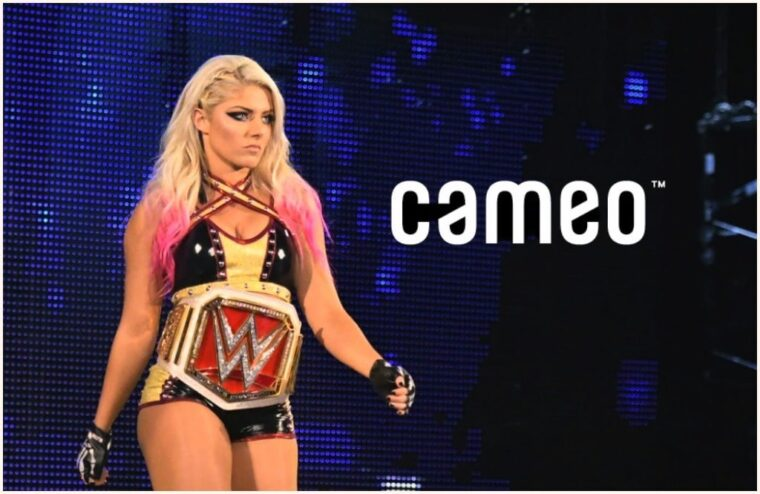 Alexa Bliss Turns Down Fan Who Asked Her Out Using Cameo (w/Video)