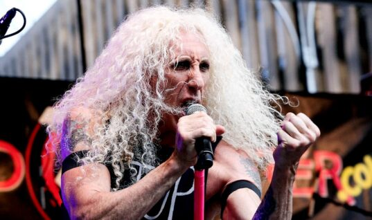 Twisted Sister's Dee Snider Says Hair-Metal Had To Go