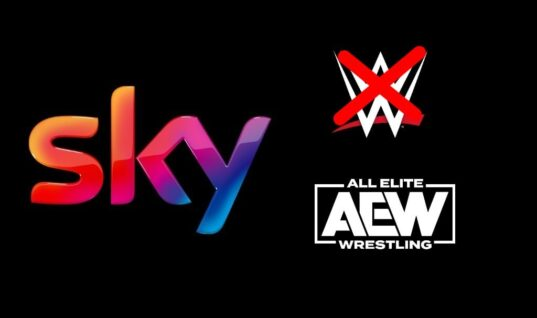 Sky Italia To Air AEW After Not Renewing WWE Deal