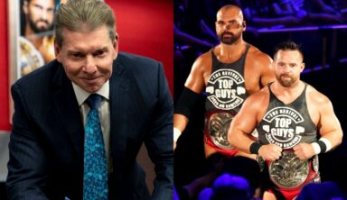 Dax Harwood Mocks Vince McMahon Following PWI Achievement