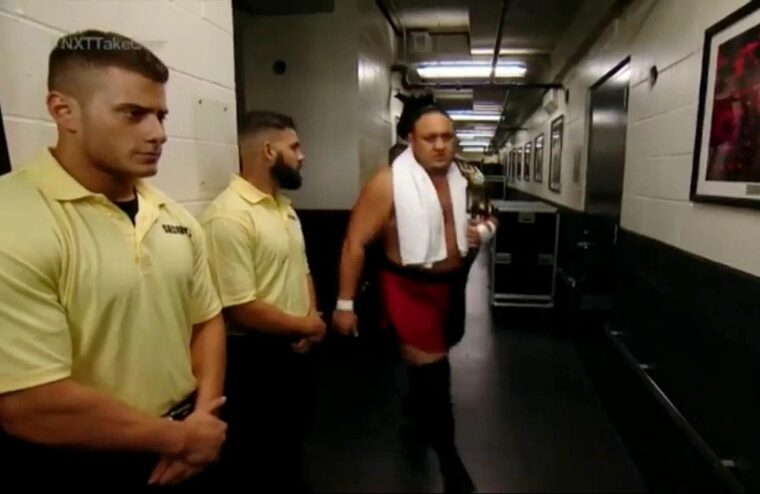 MJF References His Previous NXT Cameo On Dynamite (w/Video)