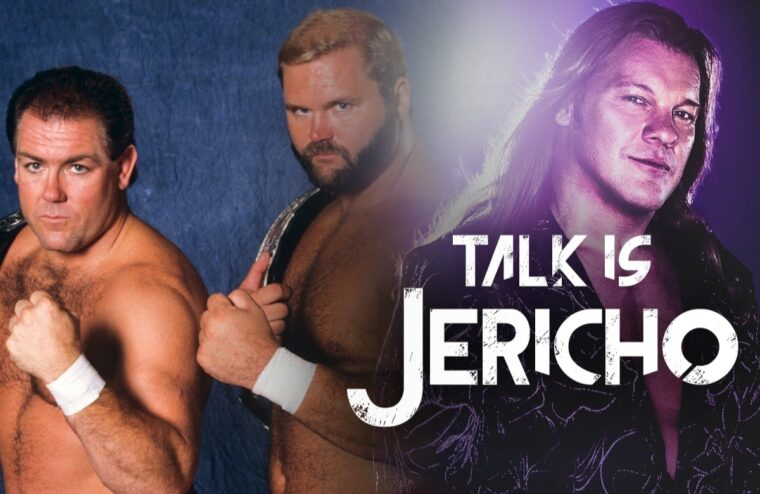 Talk Is Jericho: Tully & Arn Bust Brains In Their FIRST EVER Podcast Together