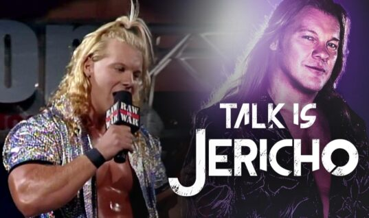 Talk Is Jericho: Y2J – The Early Years Of The Savior Of WWE