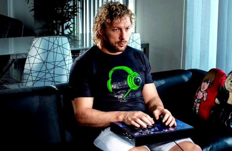 Kenny Omega Reveals Where He Sees Himself Being In Ten Years, And It Isn't In The Ring