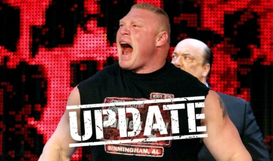 Update On Brock Lesnar's WWE Contract Situation