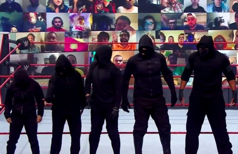 Virtual Fan Plays Shocking Video During Raw's Closing Angle