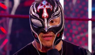 Rey Mysterio Is Staying With WWE