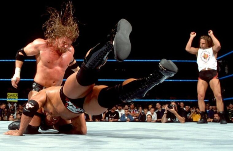 Bret Hart Claims Shawn Michaels And Triple H Tried To Get The Rock To Quit WWE