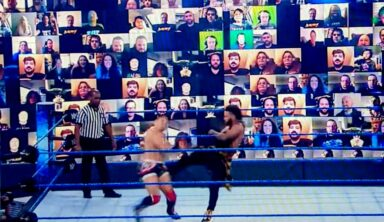 """Videos From The """"WWE ThunderDome"""" Rehearsal Shared Online"""