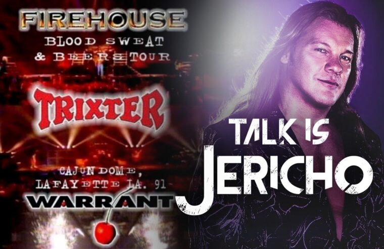 Talk Is Jericho: Blood, Sweat & Beers '91 – Craziest Party In Rock History