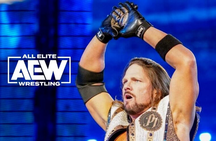 AJ Styles Spoke With The Young Bucks About Joining AEW