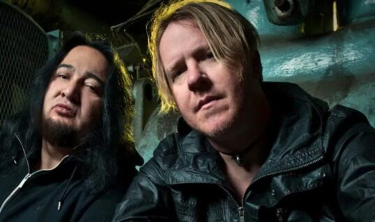"""Burton C. Bell Has Quit Fear Factory Over """"Toxic Drama"""""""