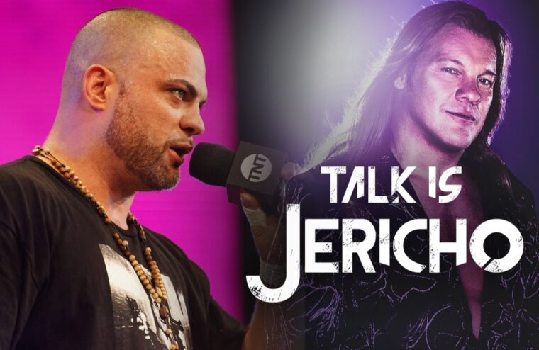 Talk Is Jericho: Eddie Kingston Has A Big Mouth And Knows How To Use It