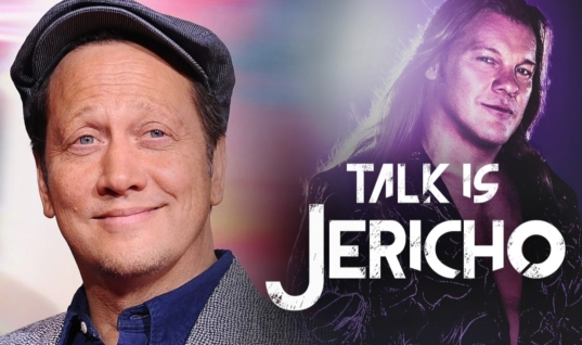 Talk Is Jericho: Rob Schneider – Asian Mommas, Chinese Noodles & Chris Farley