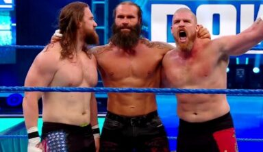 WWE Currently Making Plans For The Forgotten Sons