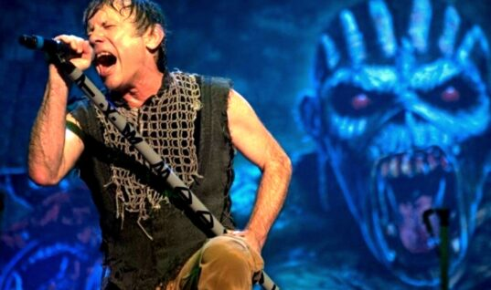 Iron Maiden's Bruce Dickinson Talks About Concern Cancer Would Change His Voice