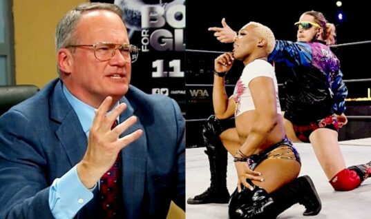 Jim Cornette's Lawyer Sends C&D Over Proposed Tag Team Name