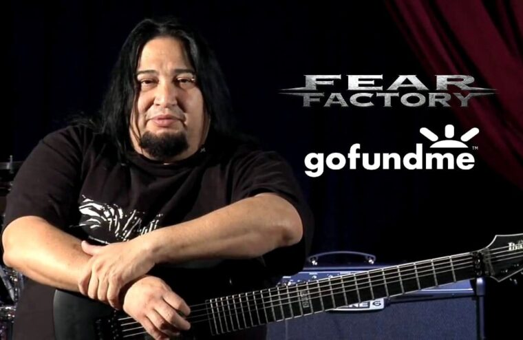 Fear Factory Launch GoFundMe To Finish Their 10th Studio Album