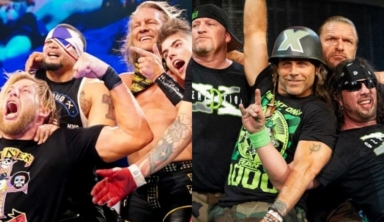 Chris Jericho Likens The Inner Circle To D-Generation X