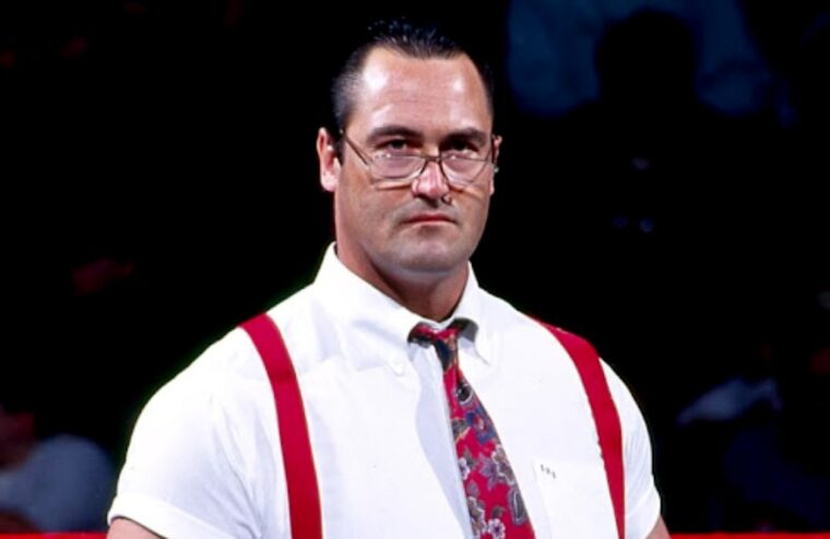 WWE Has Released Mike Rotunda (IRS) After 14 Years Working Backstage