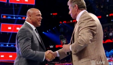 Kurt Angle Shares What Vince McMahon Thinks About His Own Life Expectancy
