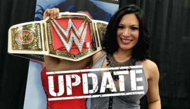 Melina Claims On Social Media That She Isn't Returning To WWE