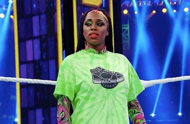 SmackDown's Naomi Recovering After Myomectomy Surgery