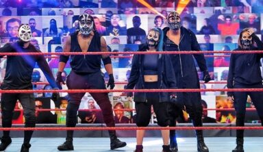 RETRIBUTION Debut New Look And Names On Raw