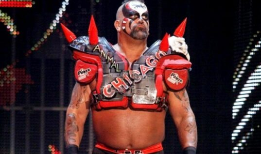 Road Warrior Animal Has Passed Away Aged 60