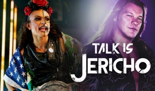 Talk Is Jericho: Thunder Rosa's Women's Revolución