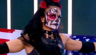 Thunder Rosa Pays Tribute To Road Warrior Animal On Dynamite