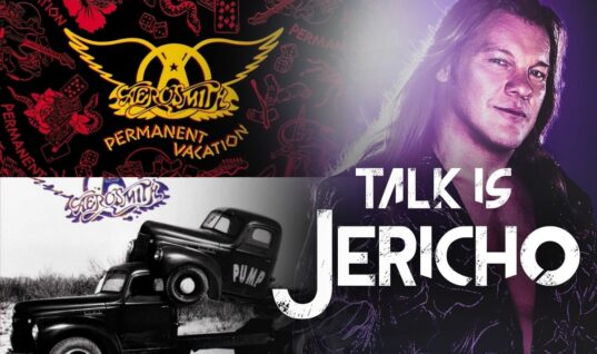 "Talk Is Jericho: Classic Album Clash – Aerosmith's ""Permanent Vacation"" Vs. ""Pump"""