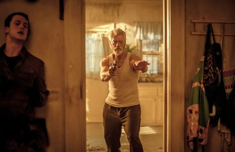 """Filming Completed On """"Don't Breathe"""" Sequel"""