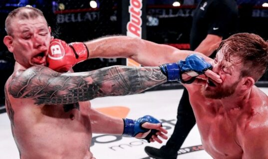 Jake Hager Victorious At Bellator 250