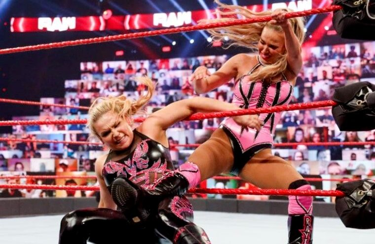 Natalya Had Tooth Knocked Out During Raw Match (w/Photo)