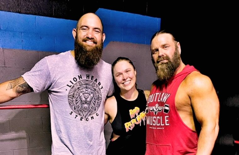 Ronda Rousey Trains With James Storm Ahead Of Potential WWE Return